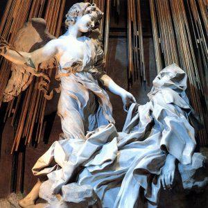 Éxtasis de Santa Teresa - Bernini