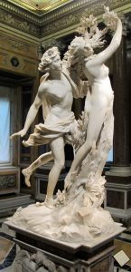 Apolo y Dafne - Bernini