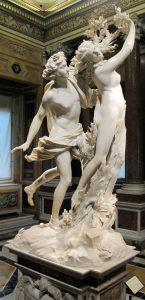Apolo y Dafne - Bernini