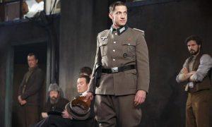 Incidente en Vichy 10 obras