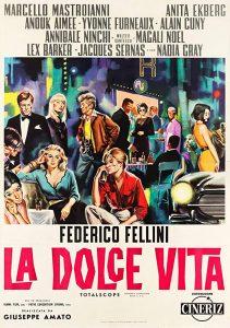 Películas de Fellini La dolce Vita
