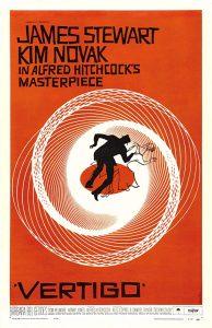 Vertigo Hitchcock - Mejores films de todos los tiempos