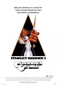 la naranja mecanica - películas de Kubrick