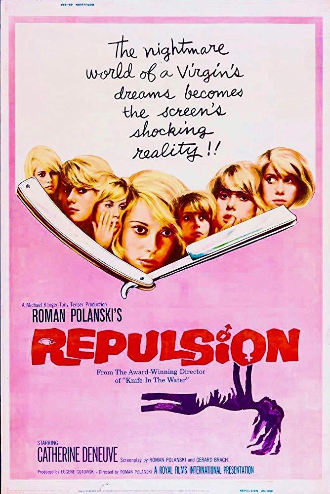 Repulsion 10 mejores obras de Polański