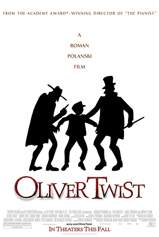 Oliver Twist Películas de Polański