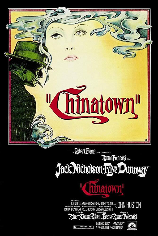Chinatown los 10 mejores films de Roman Polanski