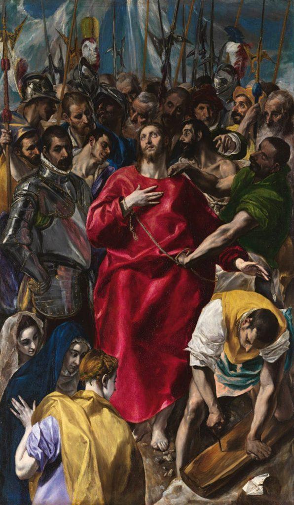El expolio- grandes obras de El Greco