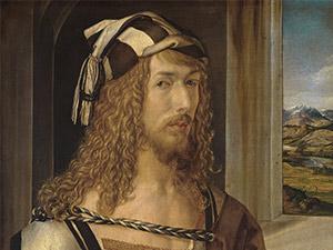 Autoretrato Durero en el Prado