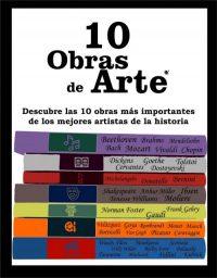 libro 10 obras de arte